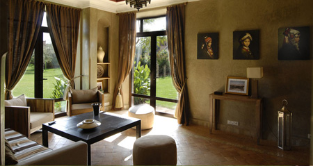 Luxury villas Marrakech style