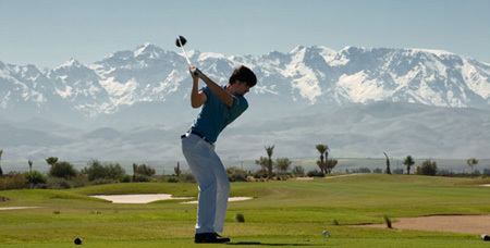 Play and live golf at Samanah resort in Marrakech, Morocco