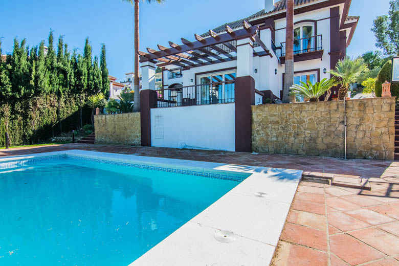 Detached Villa, La Cala Golf, Costa del Sol.