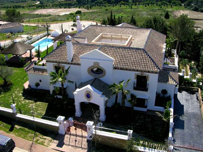 Luxury Villa in the Residential area La Reserva de Sotogrande, in Sotogrande
