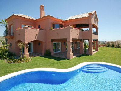 Luxury Villa in the Residential area Capanes Sur, Benahavis, near Marbella