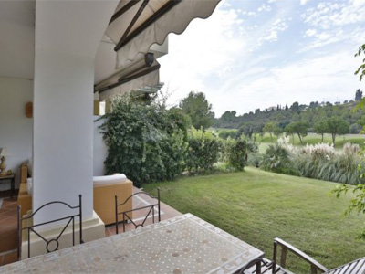 Bargain Frontline Golf Apartment at Los Arqueros golf course